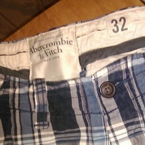 Men's Abercrombie and Fitch shorts